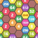 2048 Hexa Merge Block